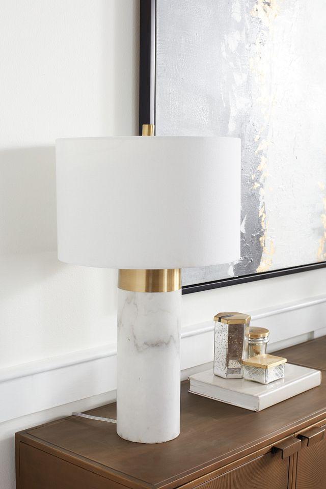 Jocelyn White Table Lamp (3)