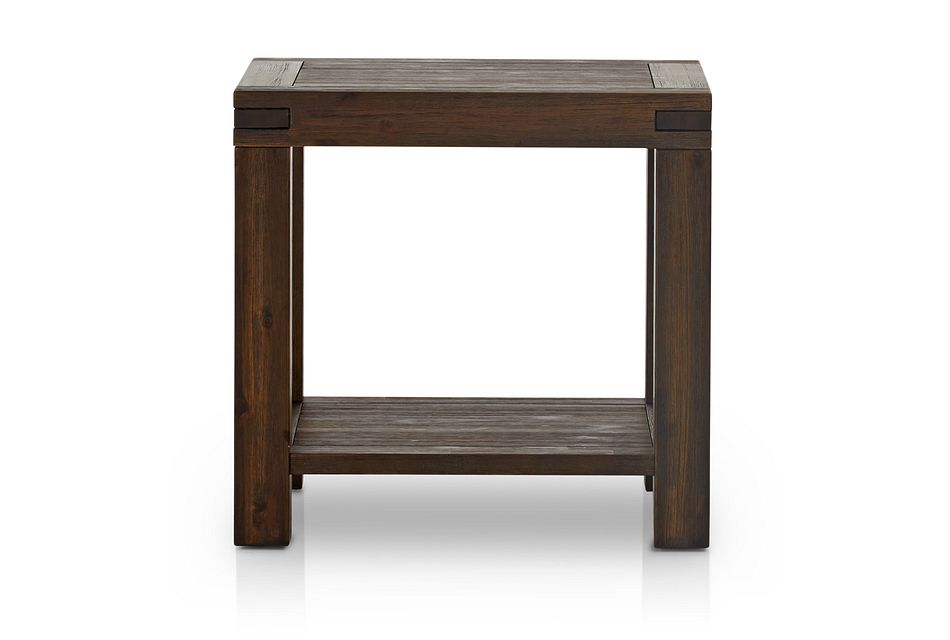 Holden Dark Tone End Table