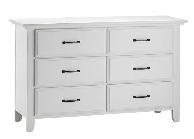 Willowbrook White Dresser (1)