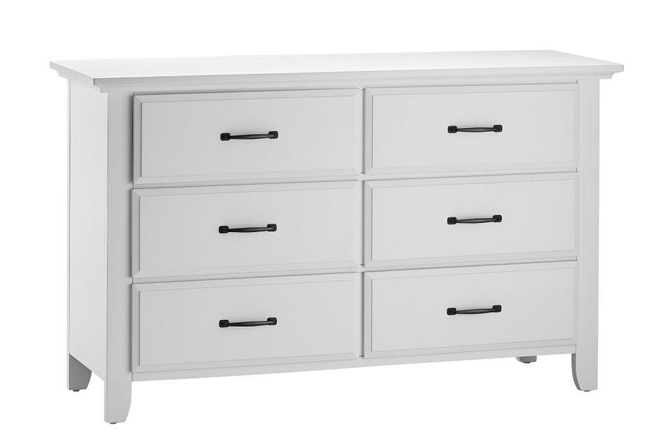 Willowbrook White Dresser