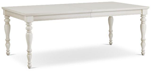 Savannah Ivory Rectangular Table (2)
