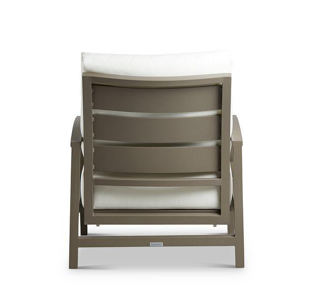 Raleigh White Rocking Chair (3)