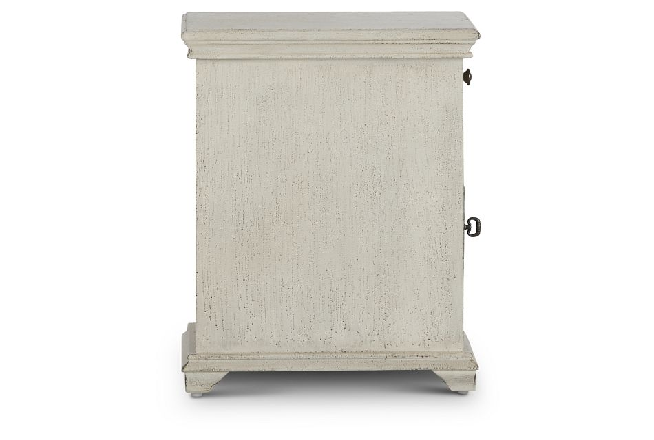 Alexis Ivory Small Cabinet,  (3)