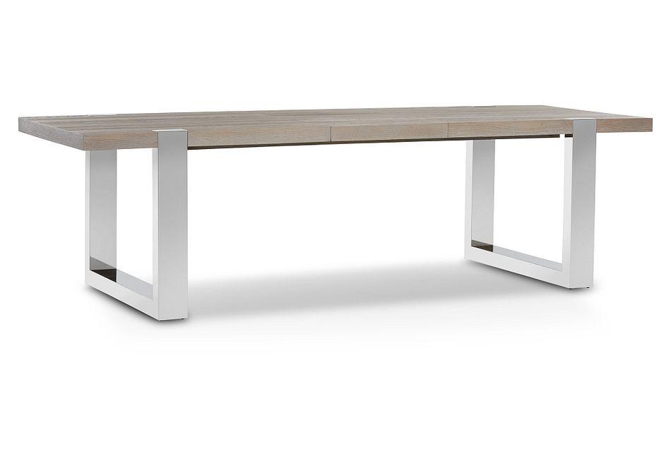 Berlin Light Tone Rectangular Table