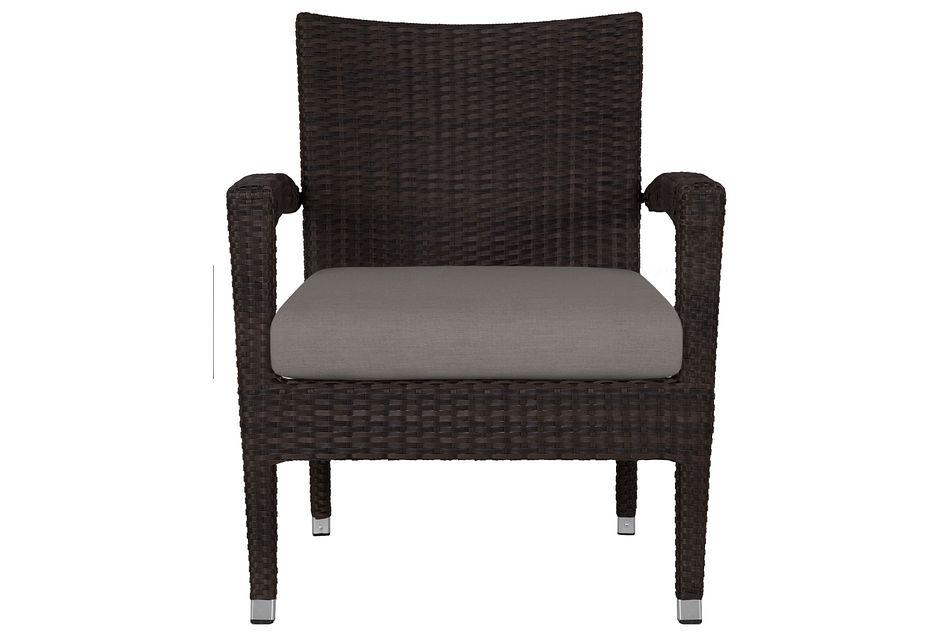 Zen Gray Chair,