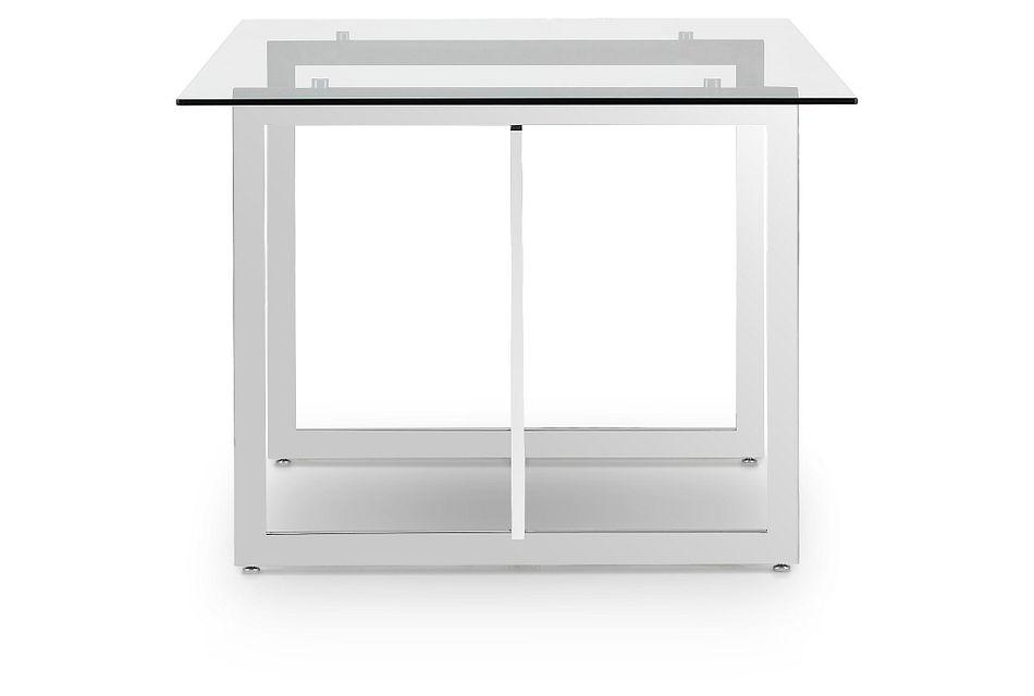 Bronx Glass  Rectangular Table,  (3)