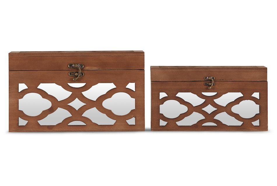 Bevvie Light Tone Set Of 2 Box