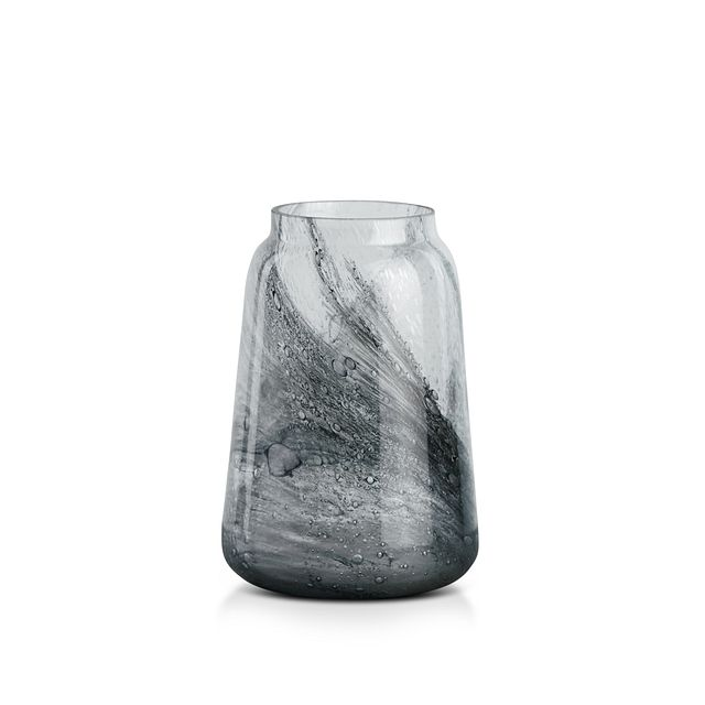 Flora Gray Vase (1)
