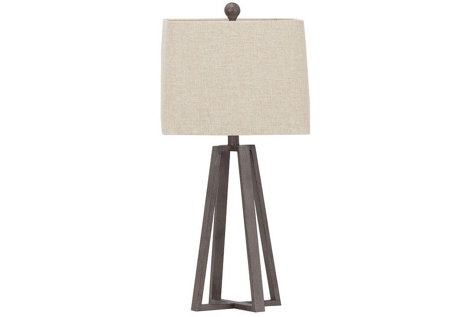 Denison Brown Table Lamp