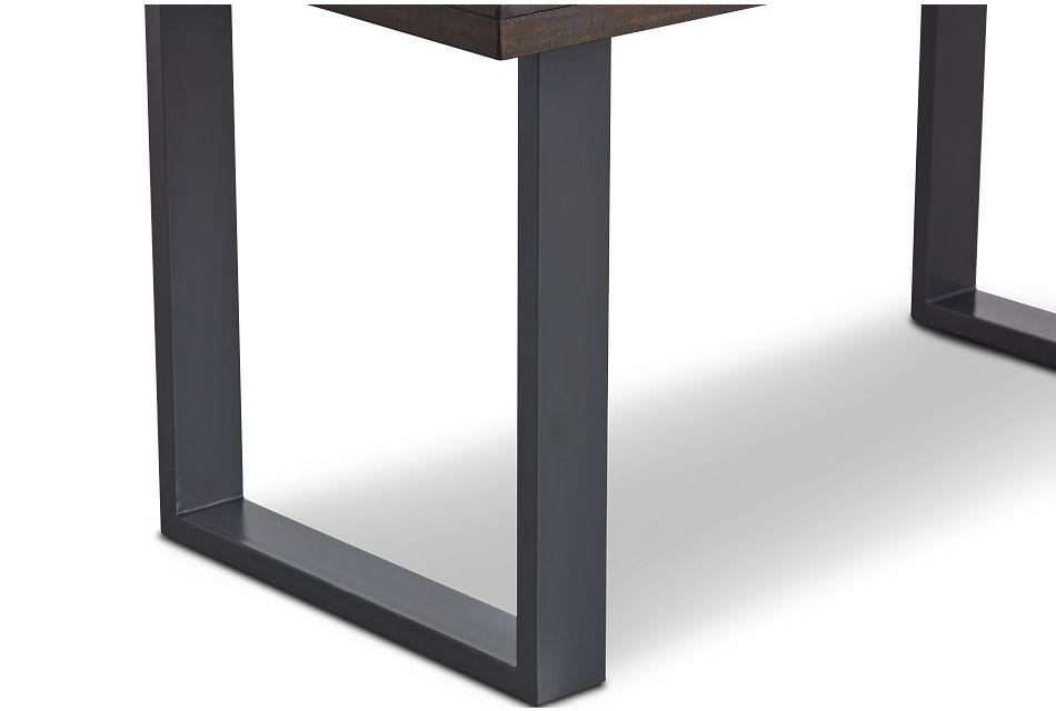 Sawyer Dark Tone Rectangular Table