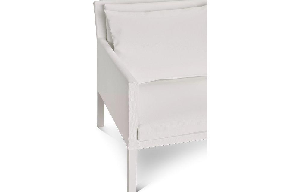 Lisbon2 White  Chair