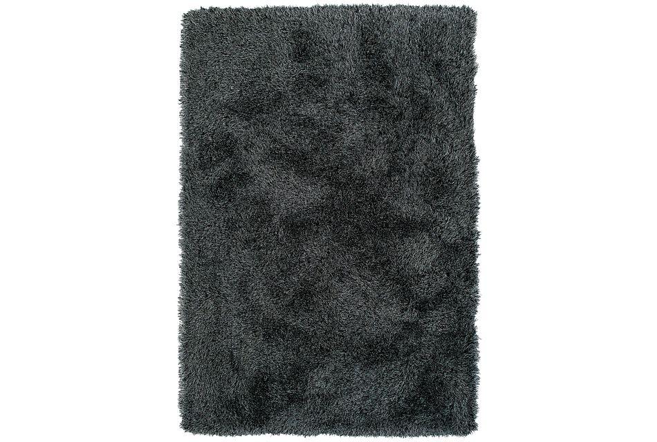 Impact Black  8x10 Area Rug, 8x10 AREA RUG (0)
