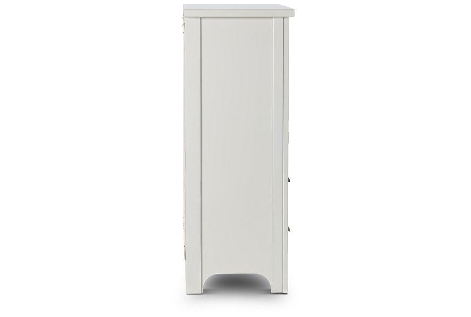 Bungalow Ivory Door Chest
