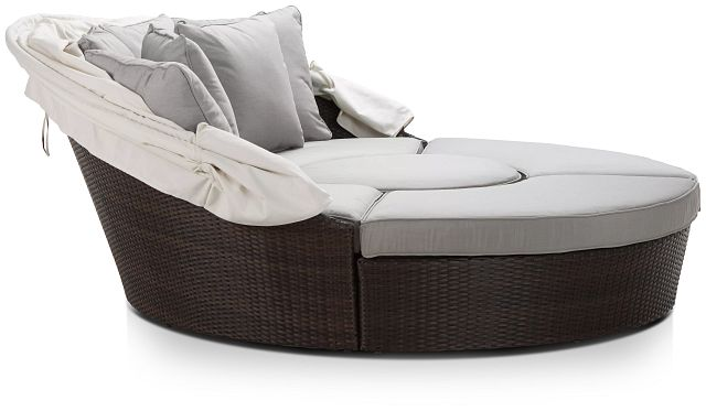 Fina Gray Canopy Daybed (3)