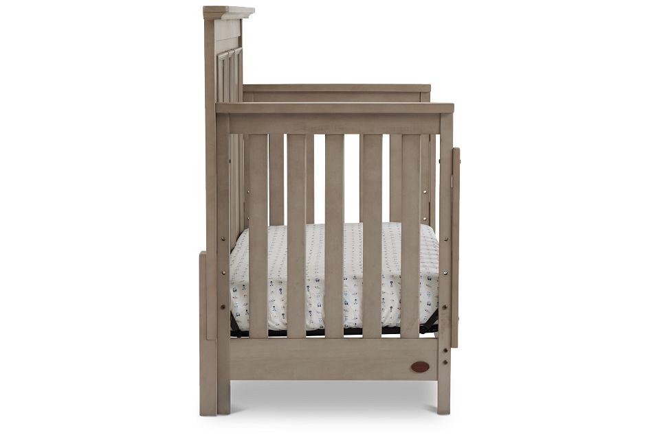 Kenilworth Light Tone Toddler Bed, Standard Crib (2)