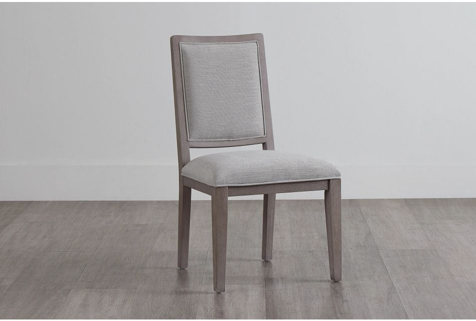 Tribeca Light Tone Wood Side Chair,  (0)