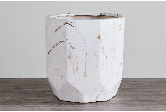"""Ava Ceramic 14"""" Planter"""