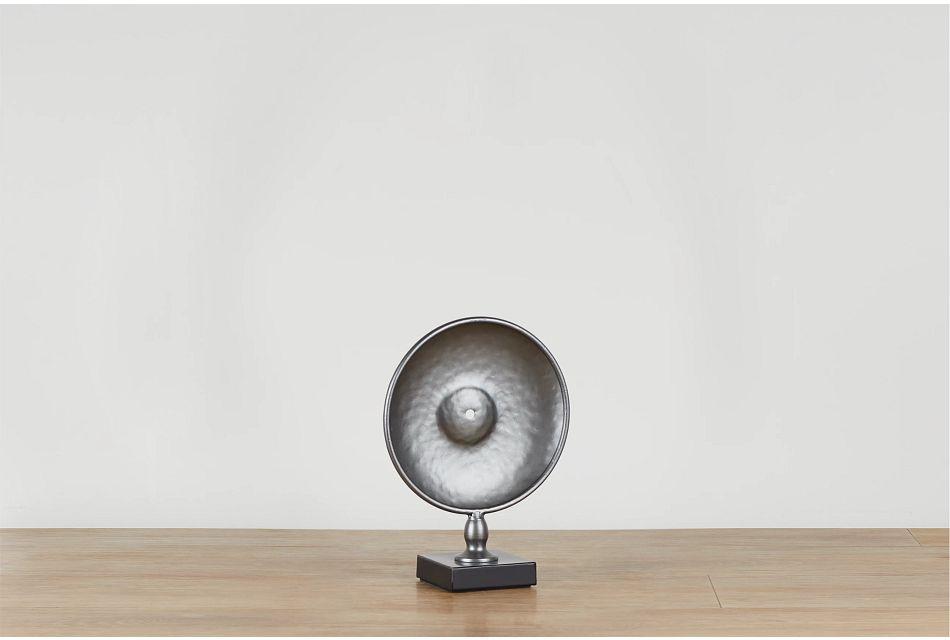 Ardon Dark Gray Small Sculpture