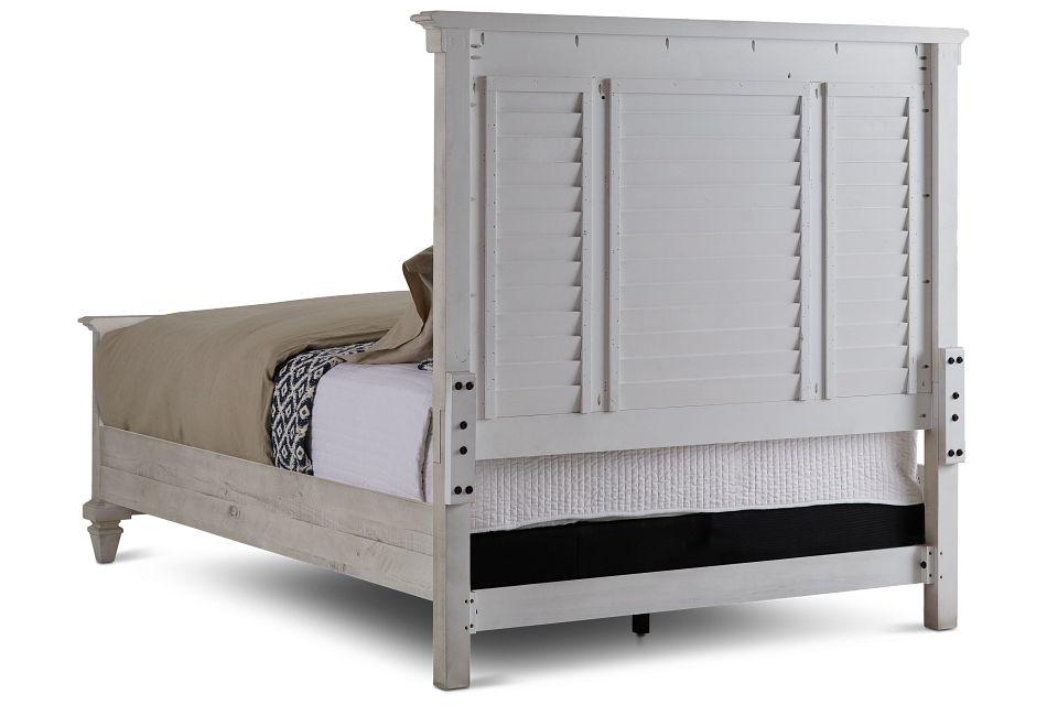 Sonoma Ivory Panel Bed