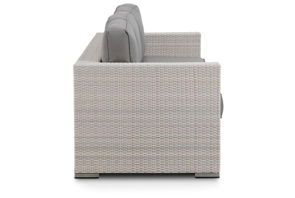 Biscayne Gray Sofa