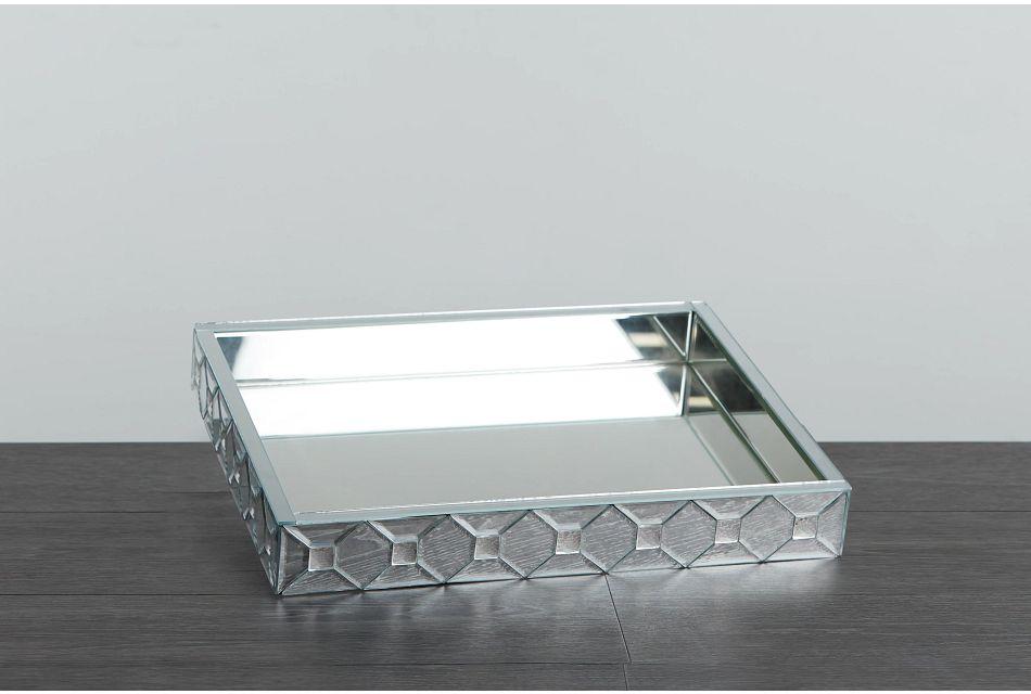 London Silver  Tray,  (0)