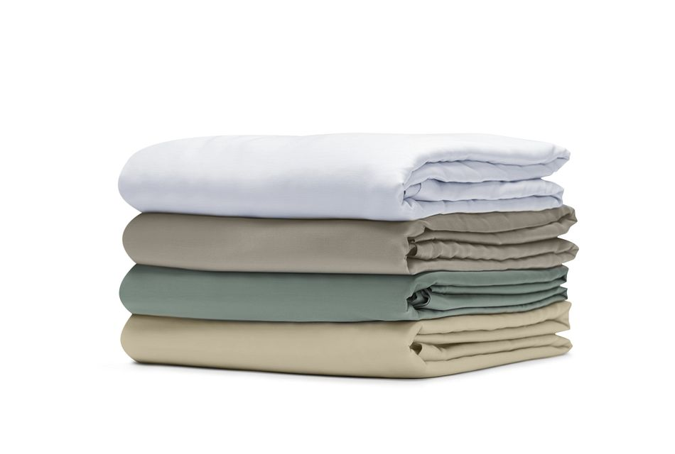 Tencel Blue 300 Thread Sheet Set