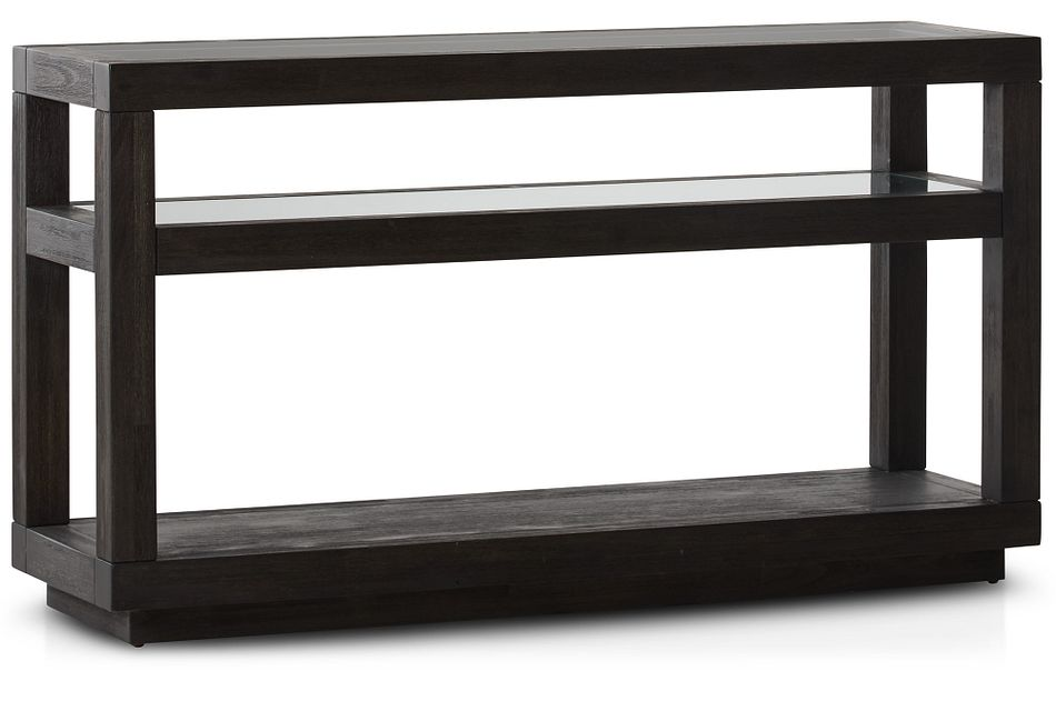 Madden Dark Tone  Sofa Table