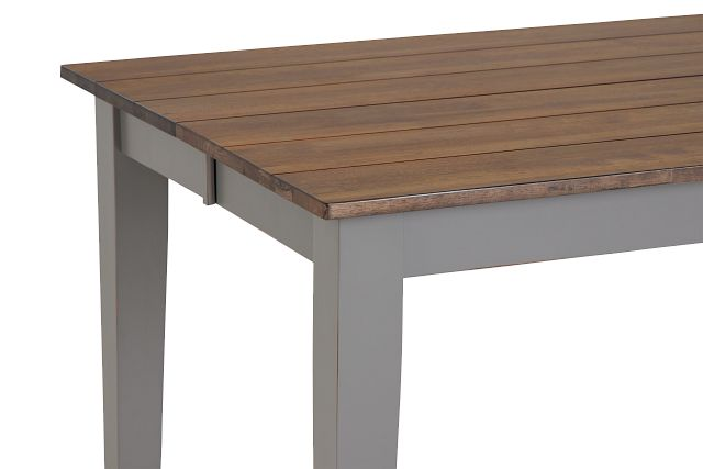 Sumter Gray High Dining Table