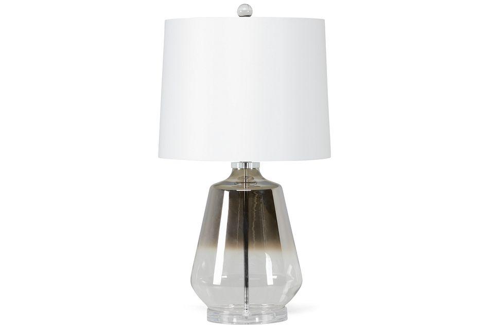 Adara Silver  Table Lamp,  (2)