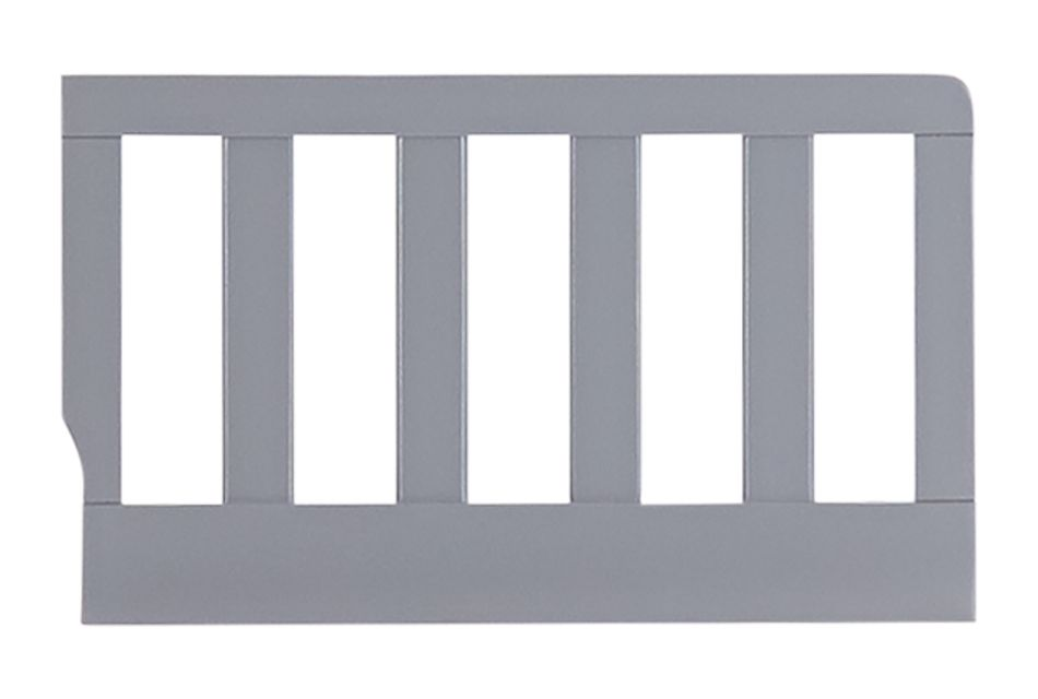 Parker Gray Toddler Guard Rail, %%bed_Size%% (0)