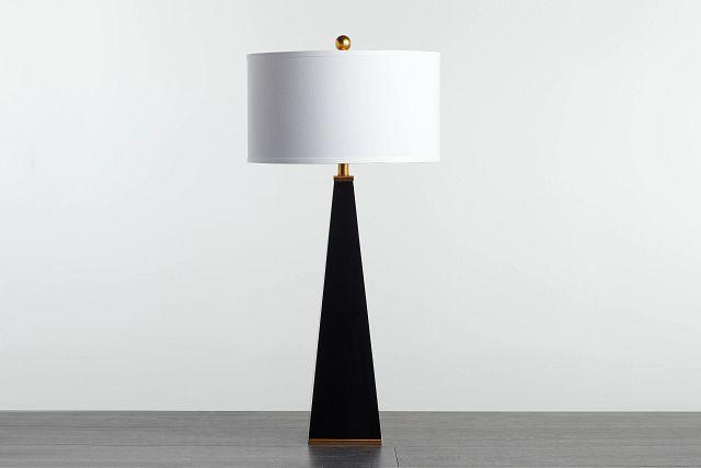 Elle Black Table Lamp (0)