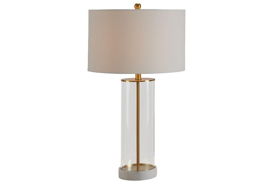 Lunan Gold Table Lamp,  (2)