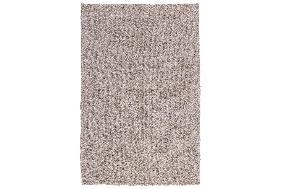 Misti Light Beige 5x8 Area Rug