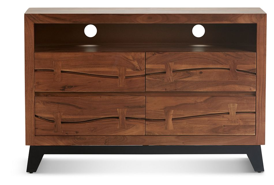Shiloh Mid Tone  Drawer Chest, ONE/SIZE (1)