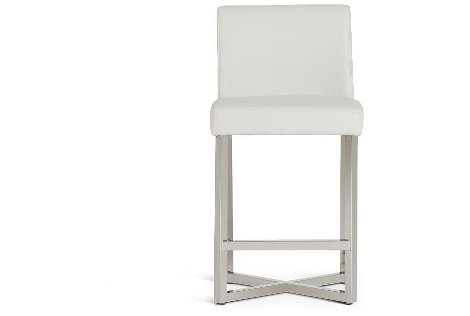 """Howard White 24"""" Upholstered Barstool,  (3)"""
