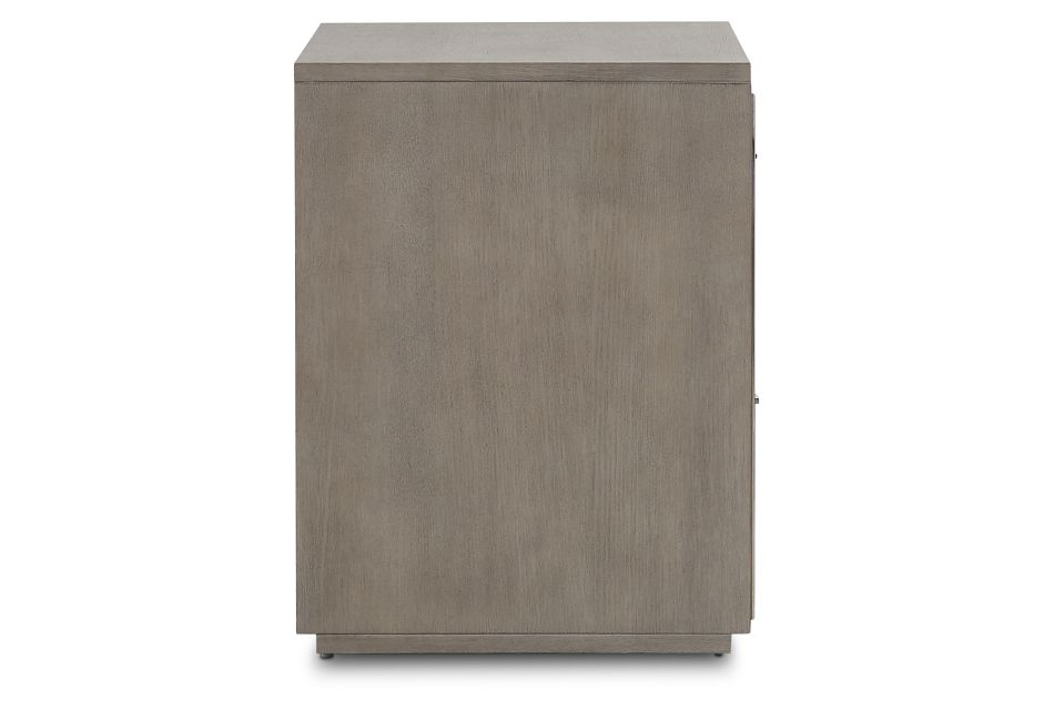 Highline Gray Large File Cabinet,  (3)