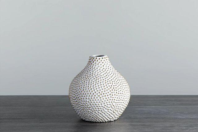 Lily White Vase (0)