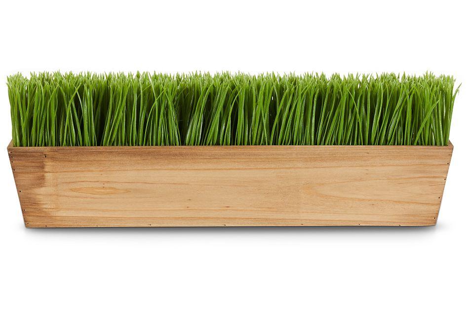 Trim Rectangular Grass,  (1)