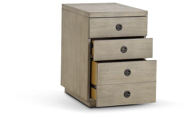 Vista Light Tone File Cabinet