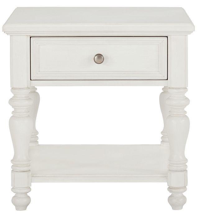 Savannah Ivory End Table (0)
