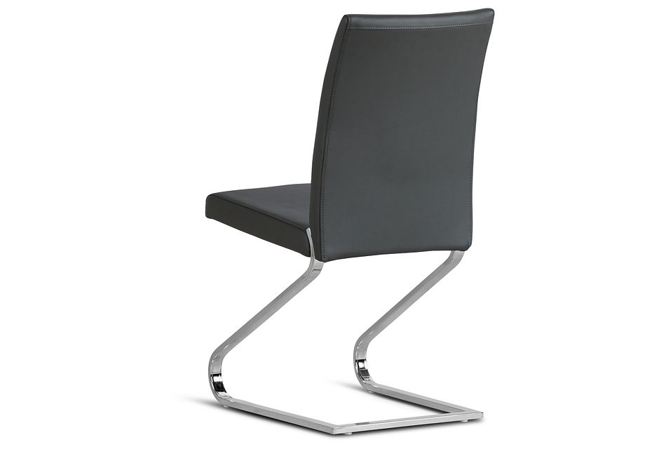 Corsica Gray Upholstered Side Chair