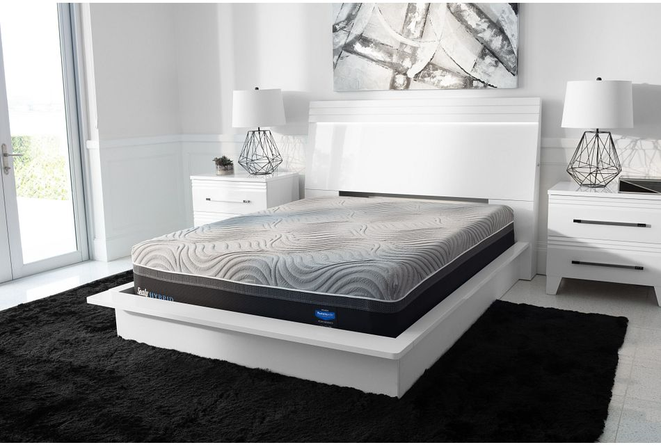 Sealy Kelburn Plush Hybrid Mattress