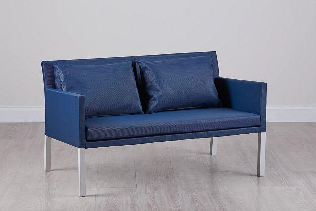 Lisbon Navy Sofa (0)
