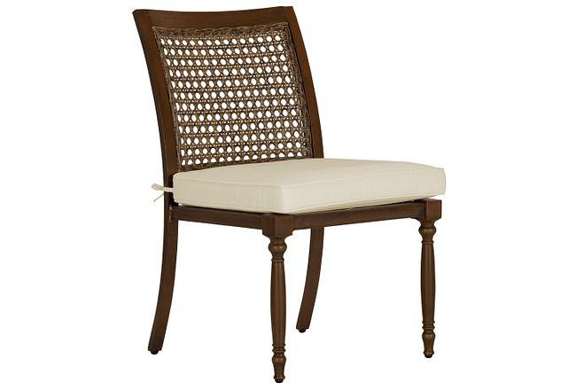 Tradewinds Dark Tone Side Chair
