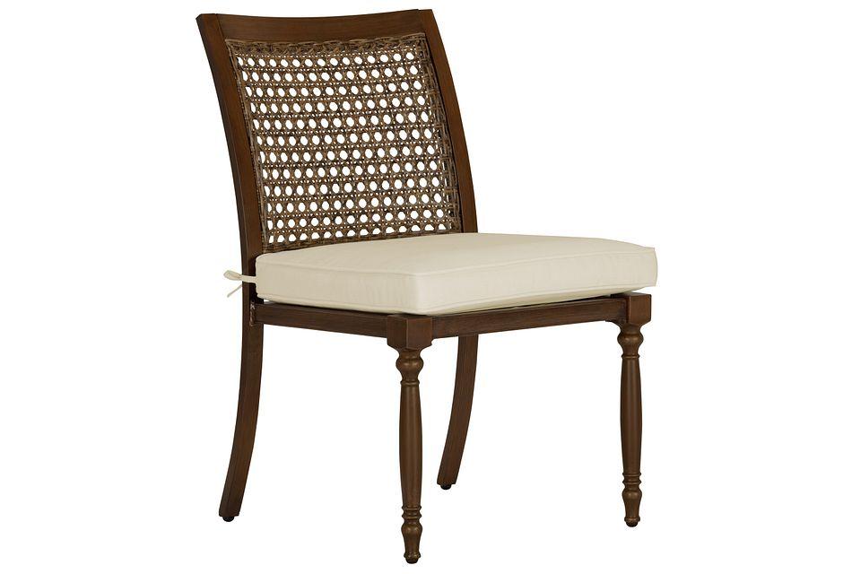 Tradewinds Dark Tone Side Chair,  (0)