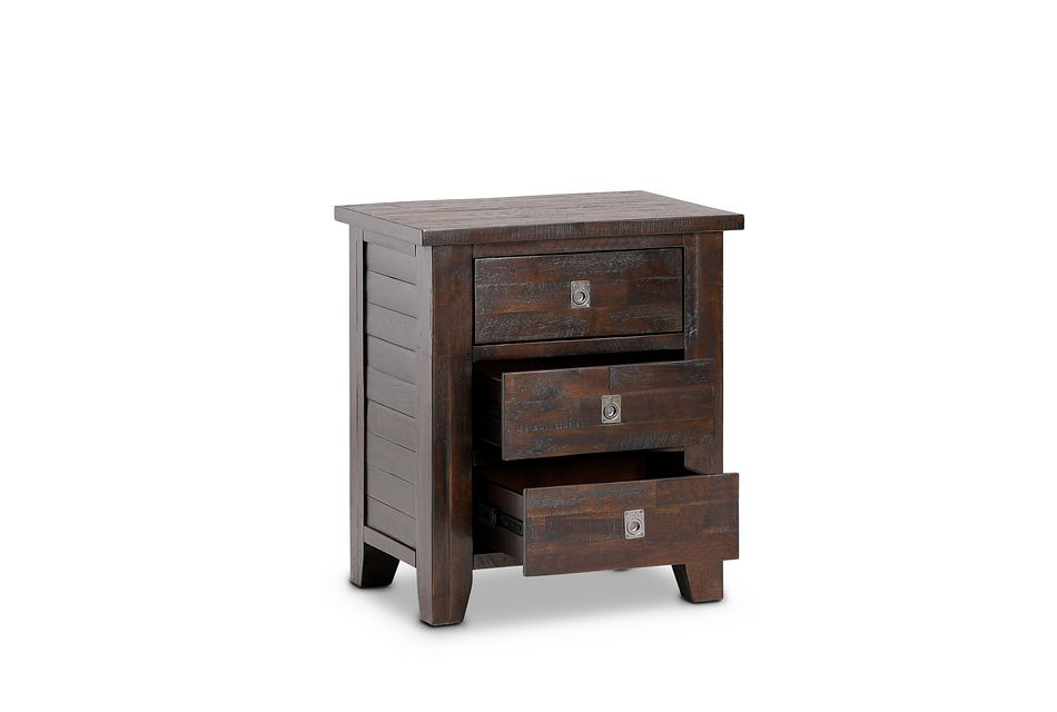 Kona Grove Dark Tone Nightstand