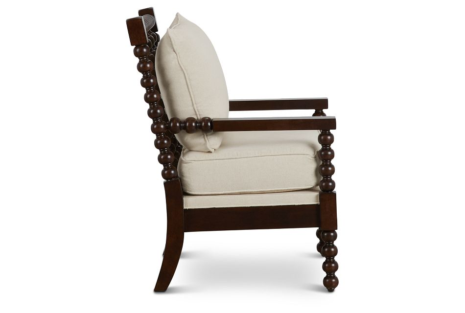 Savannah Dark Tone Accent Chair