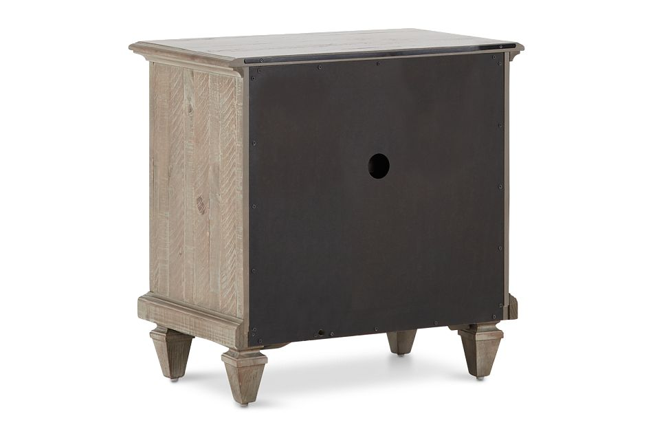Sonoma Light Tone Nightstand