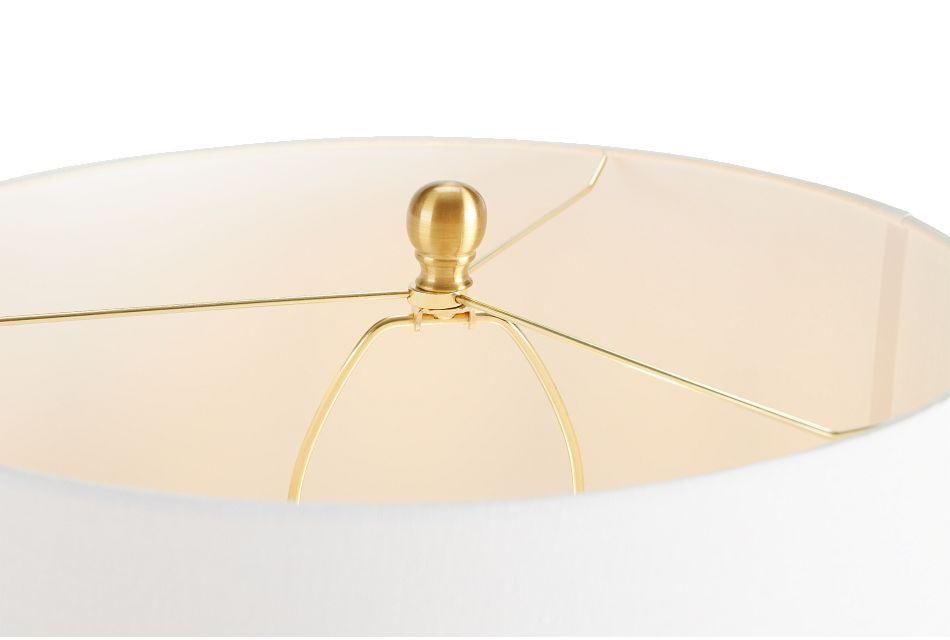 Lunan Gold Table Lamp,  (3)