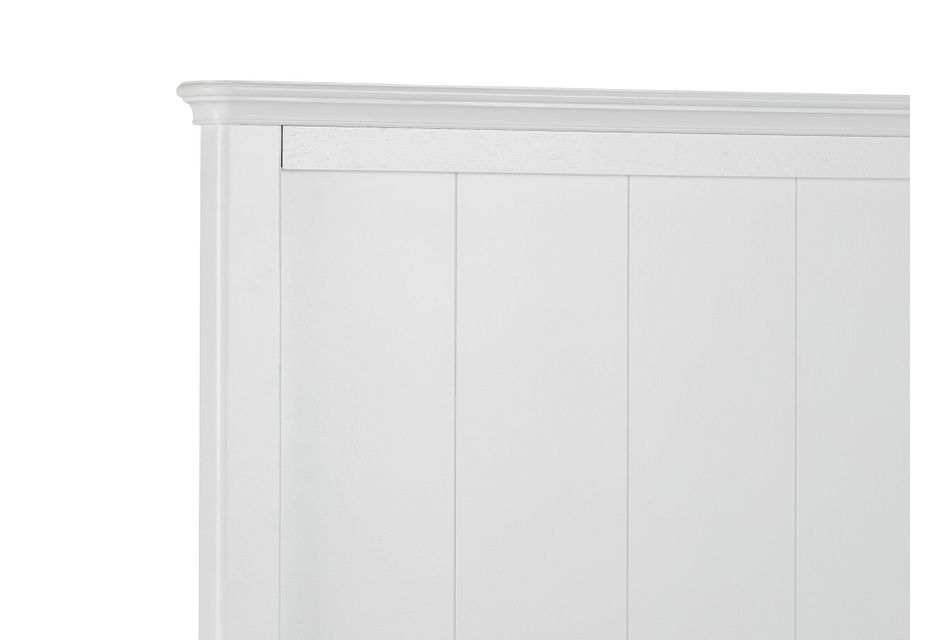 Cooper White Panel Storage Bed